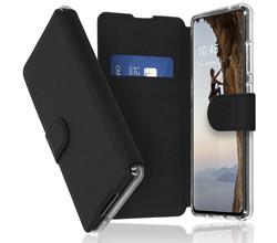 Accezz Accezz Xtreme Wallet Booktype Samsung Galaxy S20 FE - Zwart (D)