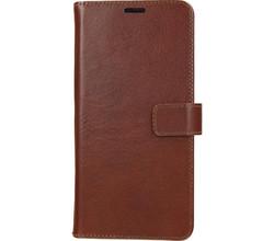 Valenta Valenta Leather Booktype Samsung Galaxy A41 - Bruin (D)
