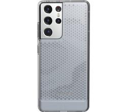 UAG UAG Lucent Backcover Samsung Galaxy S21 Ultra - Ice (D)