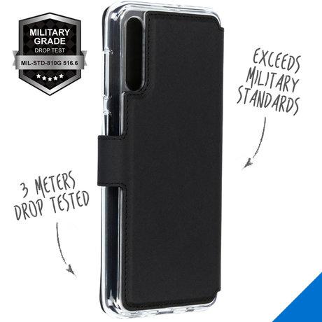 Accezz Xtreme Wallet Booktype Samsung Galaxy A50 / A30s - Zwart (D)