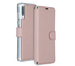 Accezz Accezz Xtreme Wallet Booktype Samsung Galaxy A70 - Rosé Goud (D)