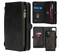 iMoshion iMoshion 2-in-1 Wallet Booktype Samsung Galaxy A72 - Zwart (D)
