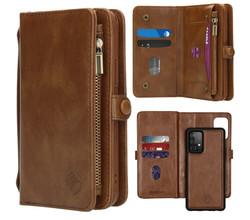 iMoshion iMoshion 2-in-1 Wallet Booktype Samsung Galaxy A72 - Bruin (D)