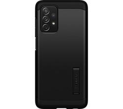 Spigen Spigen Tough Armor Backcover Samsung Galaxy A72 - Zwart (D)