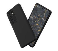 RhinoShield RhinoShield SolidSuit Backcover Samsung Galaxy S21 Ultra - Classic Black (D)