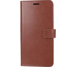 Valenta Valenta Leather Booktype Samsung Galaxy A70 - Bruin (D)