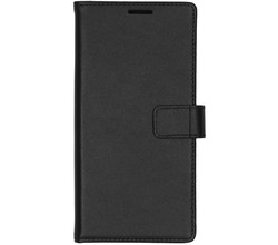 Valenta Valenta Leather Booktype Samsung Galaxy Note 10 - Zwart (D)