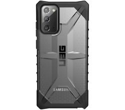 UAG UAG Plasma Backcover Samsung Galaxy Note 20 - Ice Clear (D)