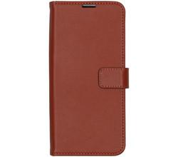 Valenta Valenta Leather Booktype Samsung Galaxy A72 - Bruin (D)