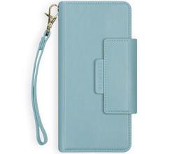 Selencia Selencia 2in1 Uitneembare Vegan Lederen Bookcase Galaxy A52(s) (5G/4G) (D)