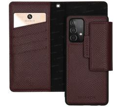 Selencia Selencia Llyr 2-in-1 Uitneembare Slang Bookcase Galaxy A52(s) (5G/4G) (D)