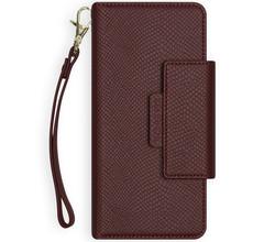 Selencia Selencia 2-in-1 Uitneembare Slang Bookcase Galaxy S20 Plus - Rood (D)