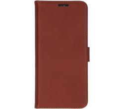 Valenta Valenta Classic Luxe Booktype Samsung Galaxy S20 Plus - Bruin (D)