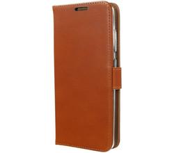 Valenta Valenta Classic Luxe Booktype Samsung Galaxy S20 - Bruin (D)