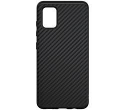 RhinoShield RhinoShield SolidSuit Backcover Samsung Galaxy A51 - Carbon Fiber (D)