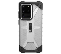 UAG UAG Plasma Backcover Samsung Galaxy S20 Ultra - Ice Clear (D)