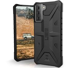 UAG UAG Pathfinder Backcover Samsung Galaxy S21 - Zwart (D)