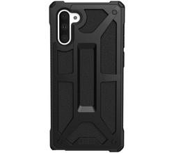 UAG UAG Monarch Backcover Samsung Galaxy Note 10 - Zwart (D)