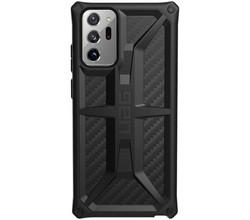 UAG UAG Monarch Backcover Galaxy Note 20 Ultra - Carbon Fiber (D)