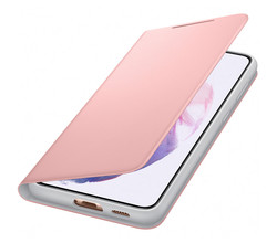 Samsung Samsung LED View Booktype Galaxy S21 Plus - Roze (D)
