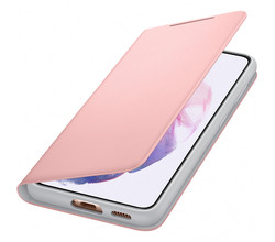 Samsung Samsung LED View Booktype Galaxy S21 - Roze (D)