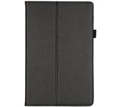 TPL Effen Bookcase Samsung Galaxy Tab S5e - Zwart (D)