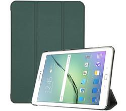 iMoshion iMoshion Trifold Bookcase Samsung Galaxy Tab S2 9.7 - Donkergroen (D)