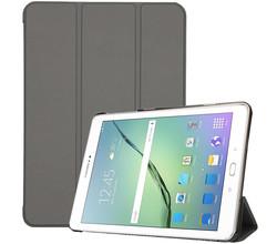 iMoshion iMoshion Trifold Bookcase Samsung Galaxy Tab S2 9.7 - Grijs (D)
