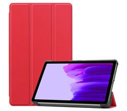 iMoshion iMoshion Trifold Bookcase Samsung Galaxy Tab A7 Lite - Rood (D)