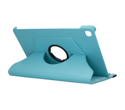 iMoshion iMoshion 360° draaibare Bookcase Galaxy Tab S6 Lite - Turquoise (D)