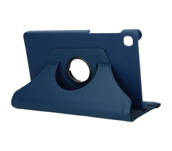 iMoshion iMoshion 360° draaibare Bookcase Galaxy Tab A7 Lite - Donkerblauw (D)