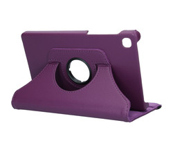 iMoshion iMoshion 360° draaibare Bookcase Galaxy Tab A7 Lite - Paars (D)