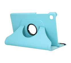 iMoshion iMoshion 360° draaibare Bookcase Galaxy Tab A7 Lite - Turquoise (D)