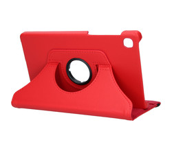iMoshion iMoshion 360° draaibare Bookcase Galaxy Tab A7 Lite - Rood (D)