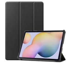 iMoshion iMoshion Trifold Bookcase Samsung Galaxy Tab S7 - Zwart (D)
