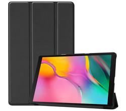 iMoshion iMoshion Trifold Bookcase Galaxy Tab A 10.1 (2019) - Zwart (D)