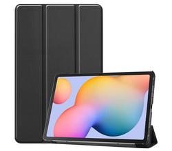 iMoshion iMoshion Trifold Bookcase Samsung Galaxy Tab S6 Lite - Zwart (D)