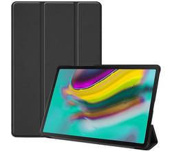 iMoshion iMoshion Trifold Bookcase Samsung Galaxy Tab S5e - Zwart (D)