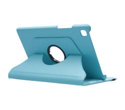iMoshion iMoshion 360° draaibare Bookcase Samsung Galaxy Tab A7 - Turquoise (D)