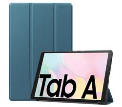 iMoshion iMoshion Trifold Bookcase Samsung Galaxy Tab A7 - Donkergroen (D)
