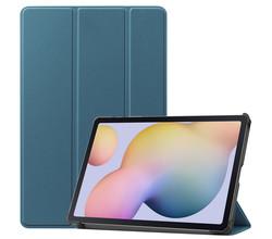 iMoshion iMoshion Trifold Bookcase Samsung Galaxy Tab S7 - Donkergroen (D)