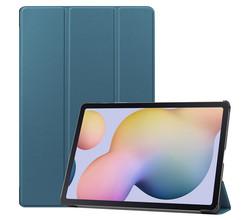 iMoshion iMoshion Trifold Bookcase Samsung Galaxy Tab S7 Plus / Tab S7 FE 5G - Donkergroen (D)