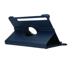 iMoshion iMoshion 360° draaibare Bookcase Samsung Galaxy Tab S7 - Donkerblauw (D)