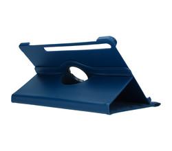 iMoshion iMoshion 360° draaibare Bookcase Galaxy Tab S7 Plus / Tab S7 FE 5G - Donkerblauw (D)