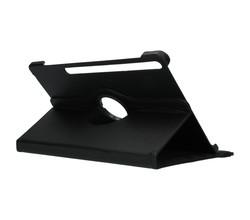 iMoshion iMoshion 360° draaibare Bookcase Samsung Galaxy Tab S7 Plus / Tab S7 FE 5G - Zwart (D)