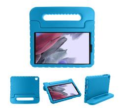 iMoshion iMoshion Kidsproof Backcover met handvat Galaxy Tab A7 Lite - Blauw (D)