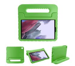iMoshion iMoshion Kidsproof Backcover met handvat Galaxy Tab A7 Lite - Groen (D)