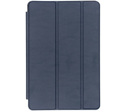 iMoshion iMoshion Luxe Bookcase Samsung Galaxy Tab A 10.1 (2019) - Donkerblauw (D)