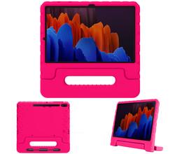iMoshion iMoshion Kidsproof Backcover met handvat Samsung Galaxy Tab S7 Plus / Tab S7 FE 5G (D)