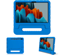 iMoshion iMoshion Kidsproof Backcover met handvat Samsung Galaxy Tab S7 (D)
